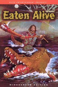 Eaten Alive as Angie