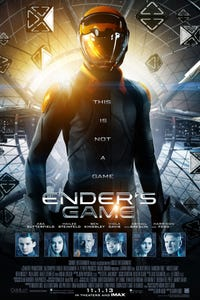 Ender's Game as Petra Arkanian