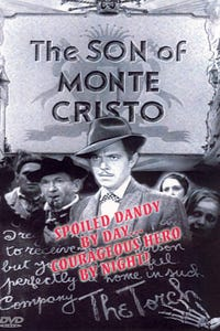 The Son of Monte Cristo as Col. Zimmerman