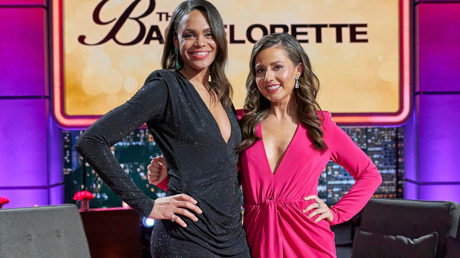 Michelle and Katie, The Bachelorette
