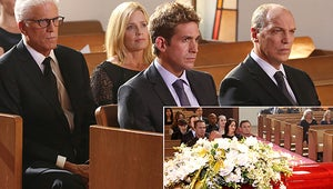 Keck's Exclusives First Look: CSI's Mystery Funeral