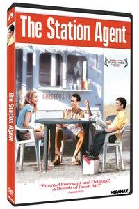 The Station Agent as Louis Tiboni
