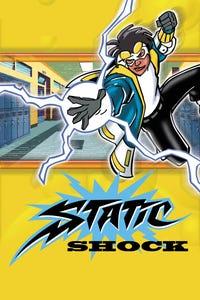 Static Shock as Derek Barnett /D-Struct