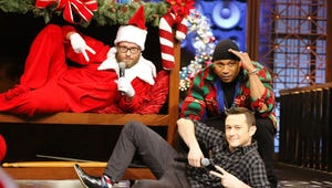 Get Your First Look at Lip Sync Battle's Very Merry Holiday Special