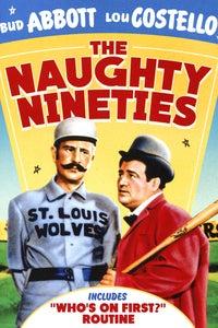 The Naughty Nineties as Croupier