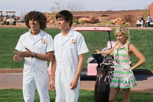 High School Musical 2 - Corbin Bleu, Zac Efron, Ashley Tisdale