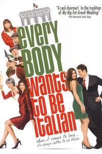 Everybody Wants to Be Italian as Teresa
