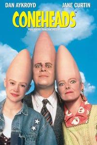 Coneheads as Carmine