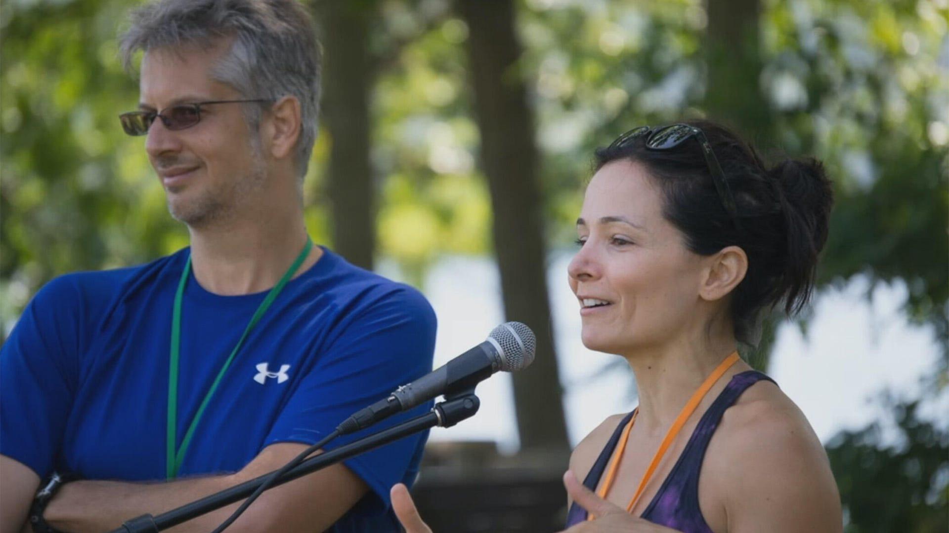 Mark Vicente and Sarah Edmondson, The Vow