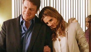 """Postmortem: Castle Boss Answers Our """"Burning"""" Questions About That Season 6 Cliff-Hanger"""