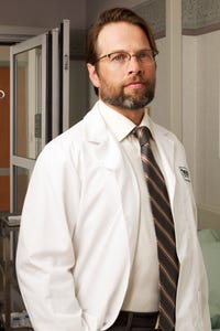 James LeGros as Mark Albert