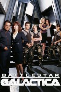 Battlestar Galactica as Samuel Anders