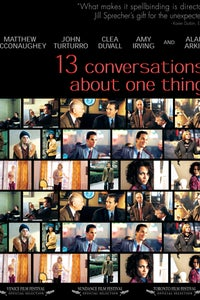 Thirteen Conversations About One Thing as Neighbor