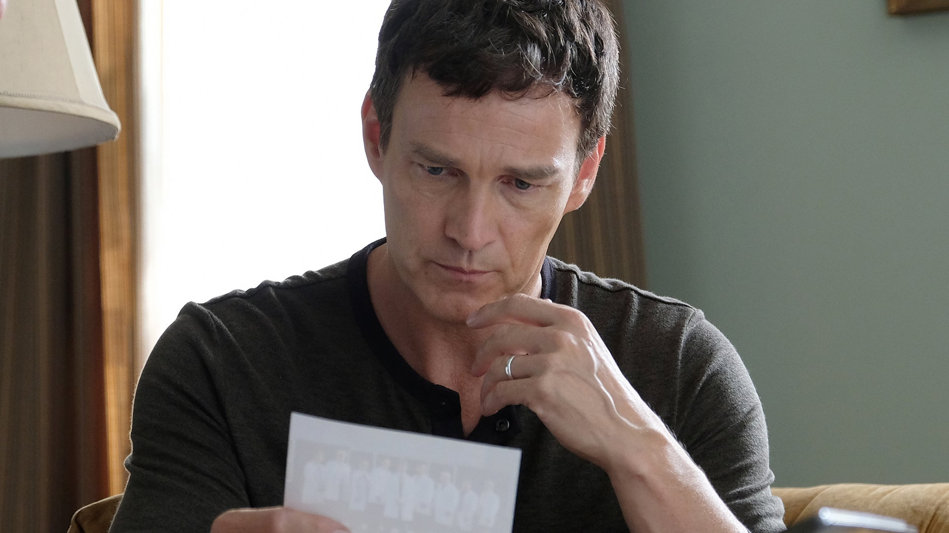 Stephen Moyer, The Gifted