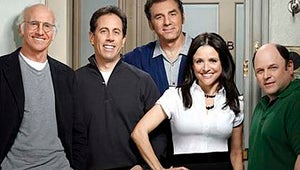 Curb Your Enthusiasm For a Seinfeld Reunion