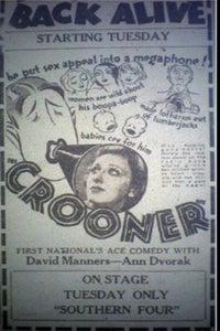 Crooner as Ralph