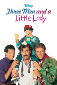 Three Men and a Little Lady as Peter Mitchell
