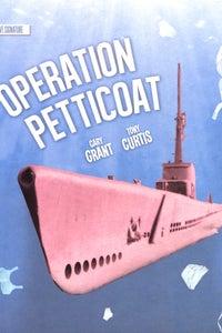 Operation Petticoat as Lt. Barbara Duran