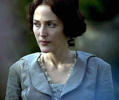 "Masterpiece Theatre - ""Bleak House""  - Gillian Anderson as Lady Dedlock"