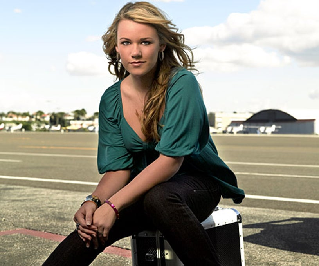 American Idol - Season 7 - Alaina Whitaker, 16, from Tulsa, Oklahoma
