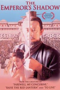 The Emperor's Shadow as Ying Zheng