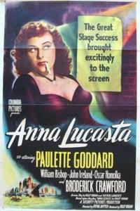 Anna Lucasta as Station master