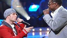 "Inside Idol's Finale: Blake and Doug, ""Crying Girl"" and More"