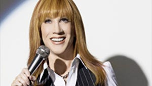 Kathy Griffin Bleeps the Faith