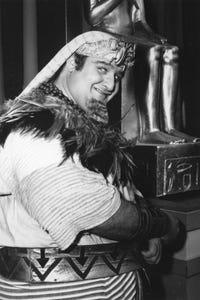 Victor Buono as Critic