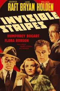 Invisible Stripes as Cliff Taylor