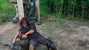 The Walking Dead Set Up Rick Vs. Everybody