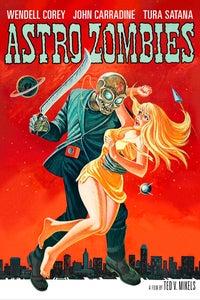 The Astro-Zombies as Janine Norwalk