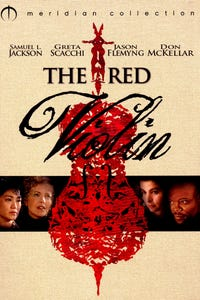 The Red Violin as Madame Ming