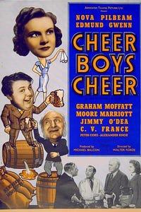 Cheer, Boys, Cheer as Geordie