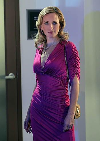 "CSI - Season 11 - ""The Two Mrs. Grissoms"" - Marlee Matlin"