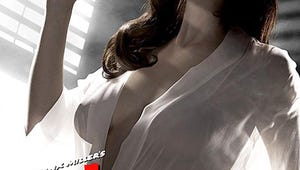 Sin City: A Dame to Kill For Poster Banned for Nudity