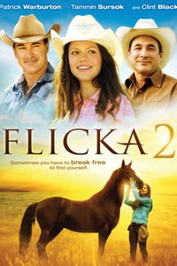 Flicka 2 as Amy Walker