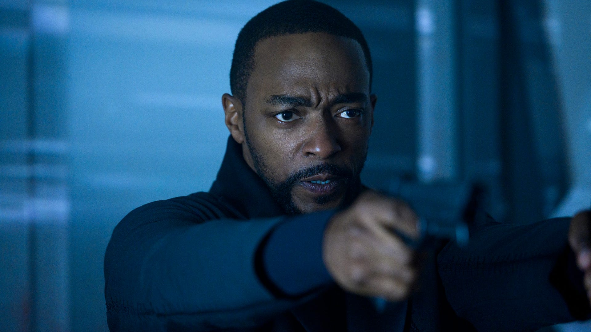 Anthony Mackie, Altered Carbon
