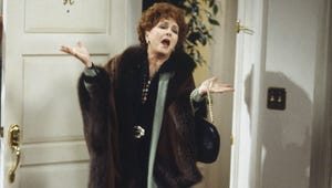 See How Will & Grace's Christmas Episode Pays Tribute to Debbie Reynolds In These Exclusive Photos