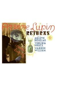 Arsene Lupin Returns as Reporter