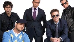 Entourage Cast Hugs It Out, Signs Movie Deals
