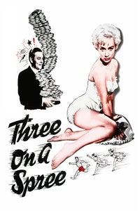 Three on a Spree as Eastern Gentleman