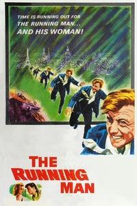 The Running Man as Rex Black