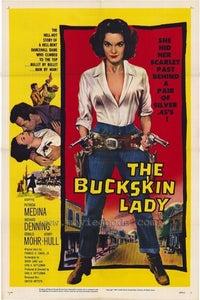 The Buckskin Lady as Slinger