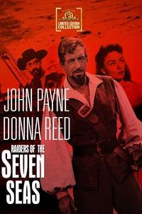 Raiders of the Seven Seas as Captain Jose Salcedo