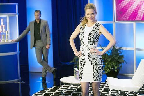 "True Blood - Season 7 -""Thank You"" - Alexander Skarsgard and Kristin Bauer van Straten"
