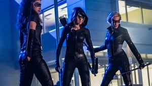 Arrow's Katherine McNamara Breaks Down Mia's Emotional Trauma and That JJ Cliffhanger