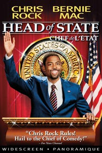 Head of State as Mike Blake