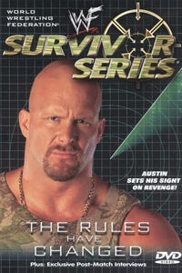 WWF: Survivor Series 2000 - The Rules Have Changed