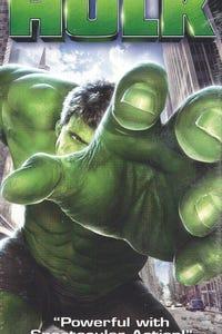 Hulk as Edith Banner